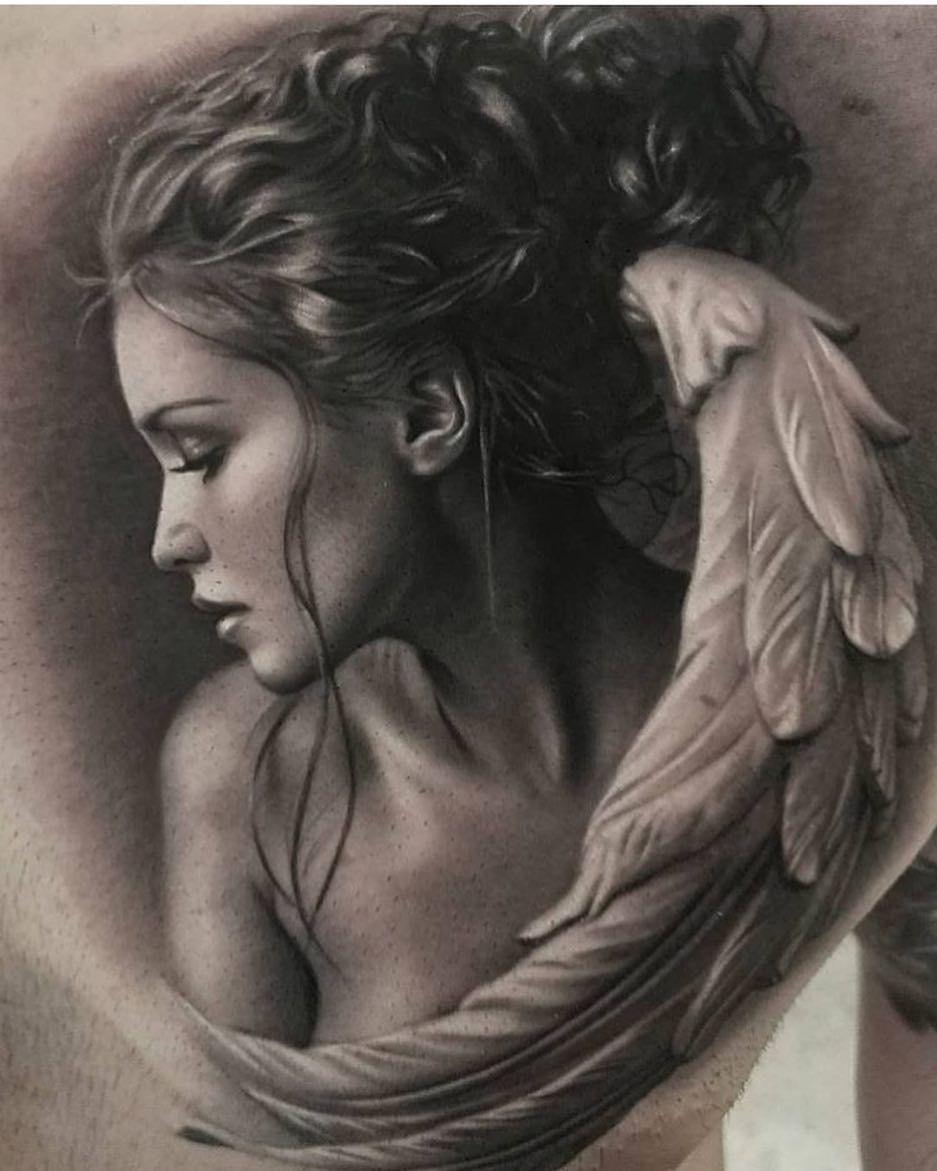 "Inked Magazine on Instagram: ""Smooth ! What you guys think ? by @david_vega83 #inkedmag #tattooed #tattoo-artist #art #inked"""