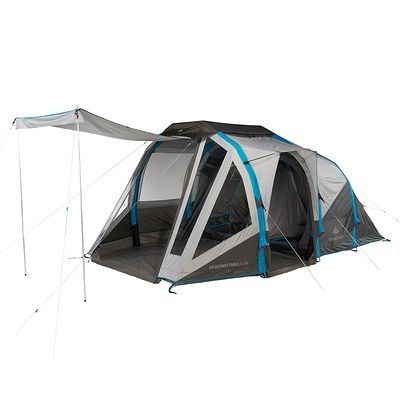 All Tents C&ing - Air Seconds 4.2 XL Family Tent - 4 Man QUECHUA - Tents  sc 1 st  Pinterest : 4 man family tent - memphite.com