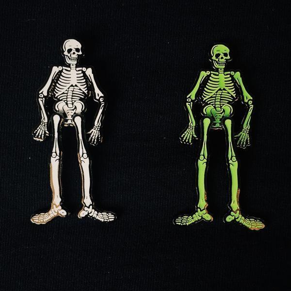 Mr Bones\u0027 Pin Vintage halloween decorations, Dark and Vintage - vintage halloween decorations