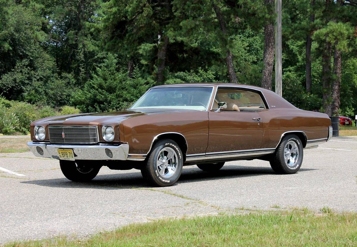 1970 Chevrolet Monte Carlo For Sale 1981348 Hemmings Motor News