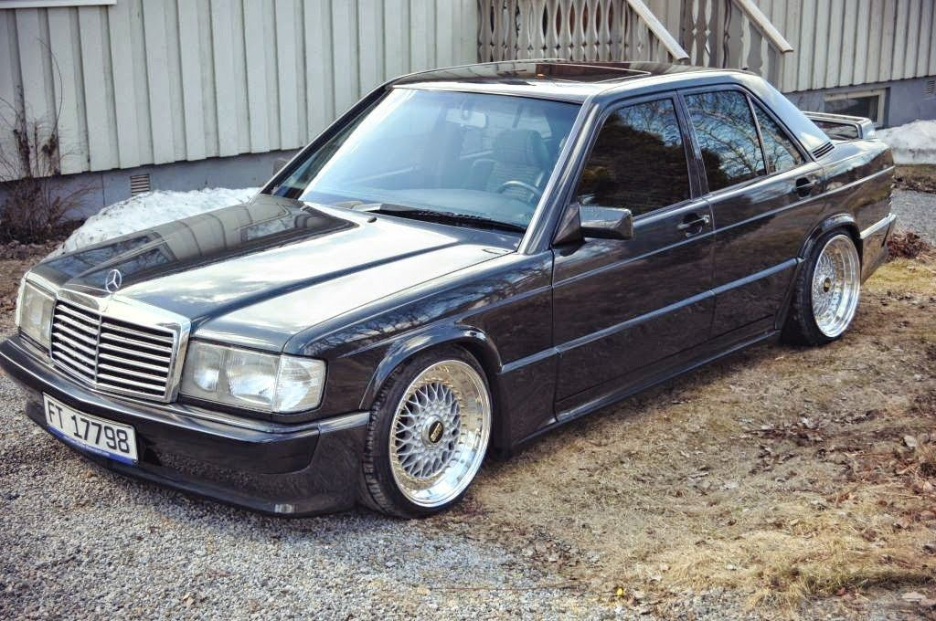 mercedes benz 190e w201 on bbs wheels mercedes benz 190e. Black Bedroom Furniture Sets. Home Design Ideas