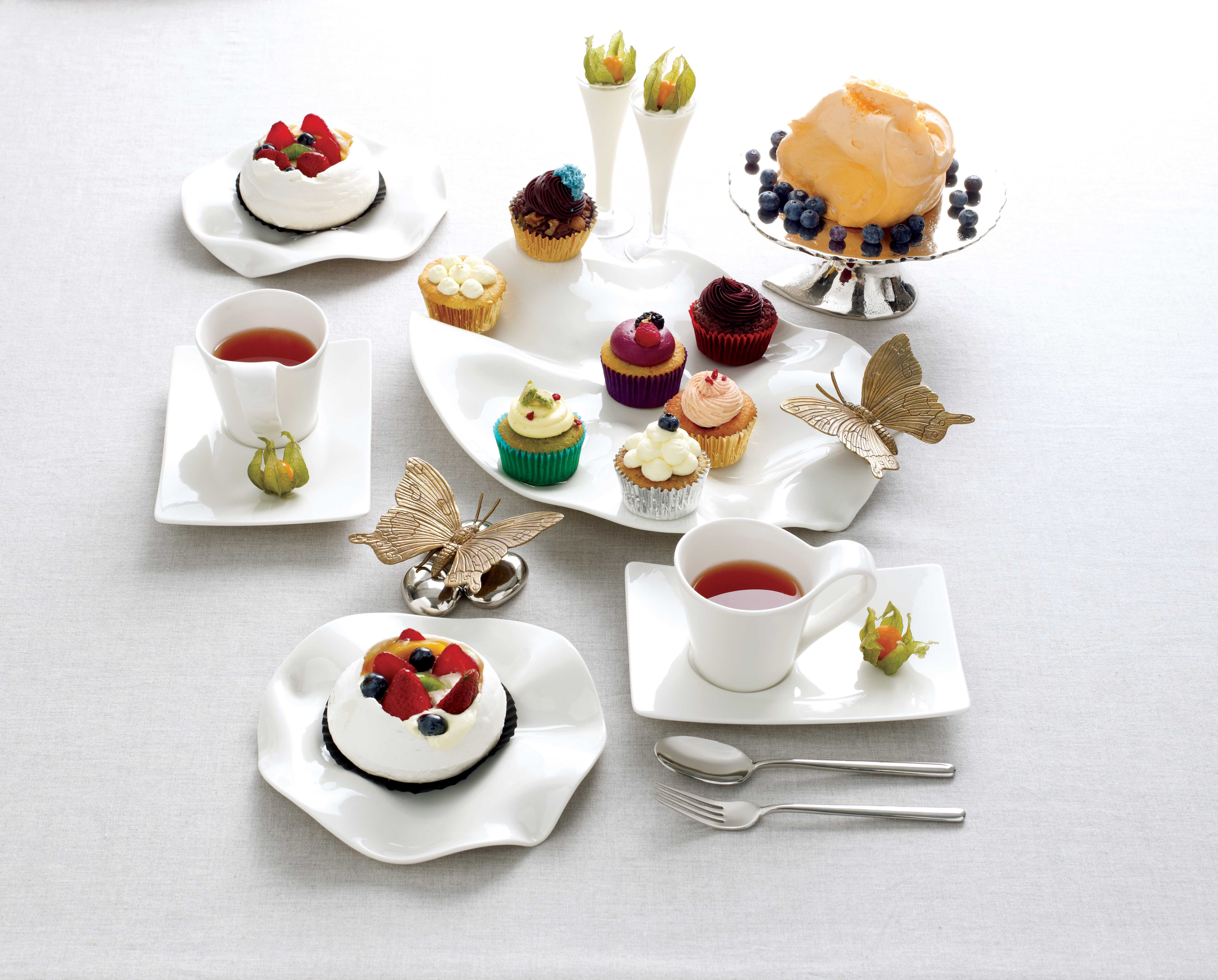 Signature The Mark Of Culinary Distinction Tastefully Created For A Uniquely Polished Showcase Luzerne Signature White C Culinary Fine Dining Tea Party