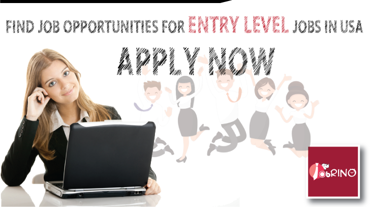 Find Job Opportunities in usa for Entry Level Jobs in USA ...