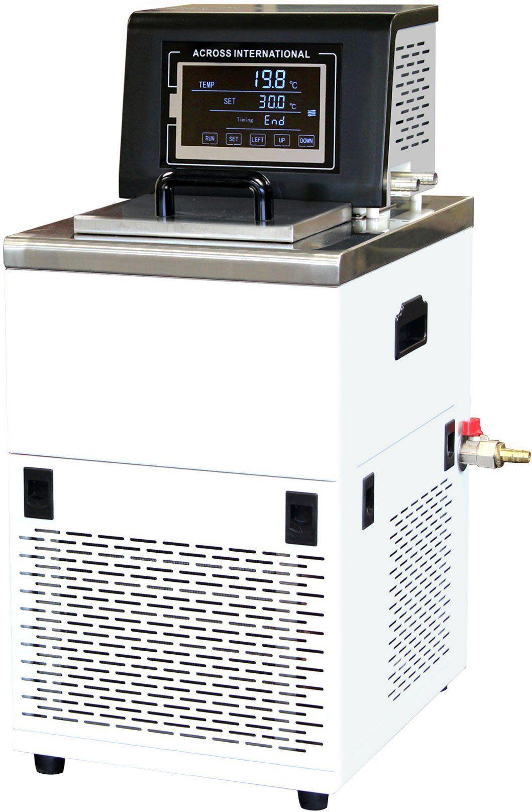 Across International 20c To 99c 7l Capacity Compact Recirculating