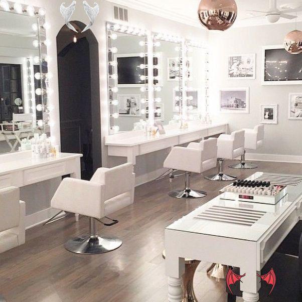 25 Makeup Studio Ideas Salon Interior, Makeup Studio Furniture