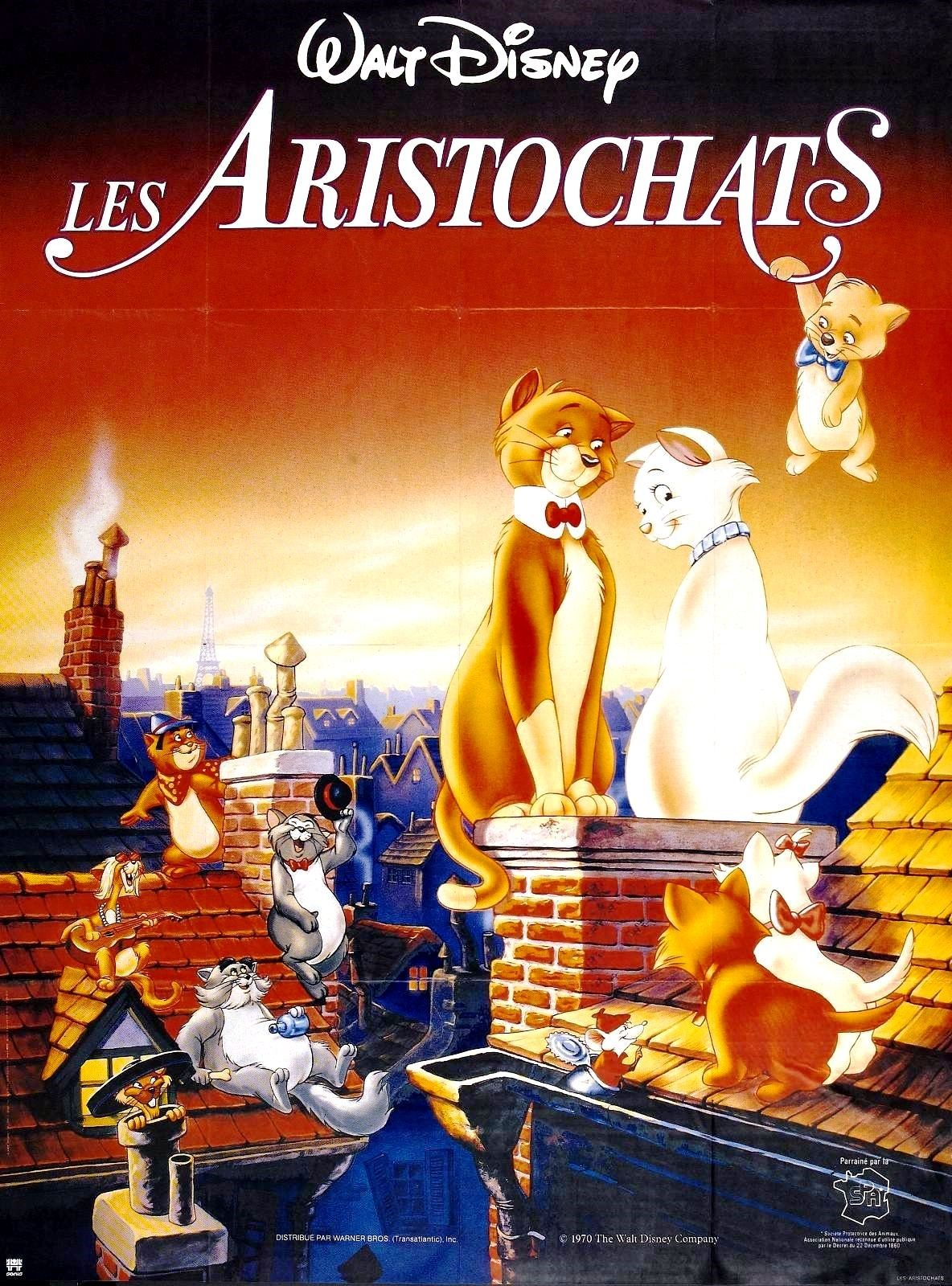 Les Aristchats 1970 Tv And Movie Pinterest Movies 2018