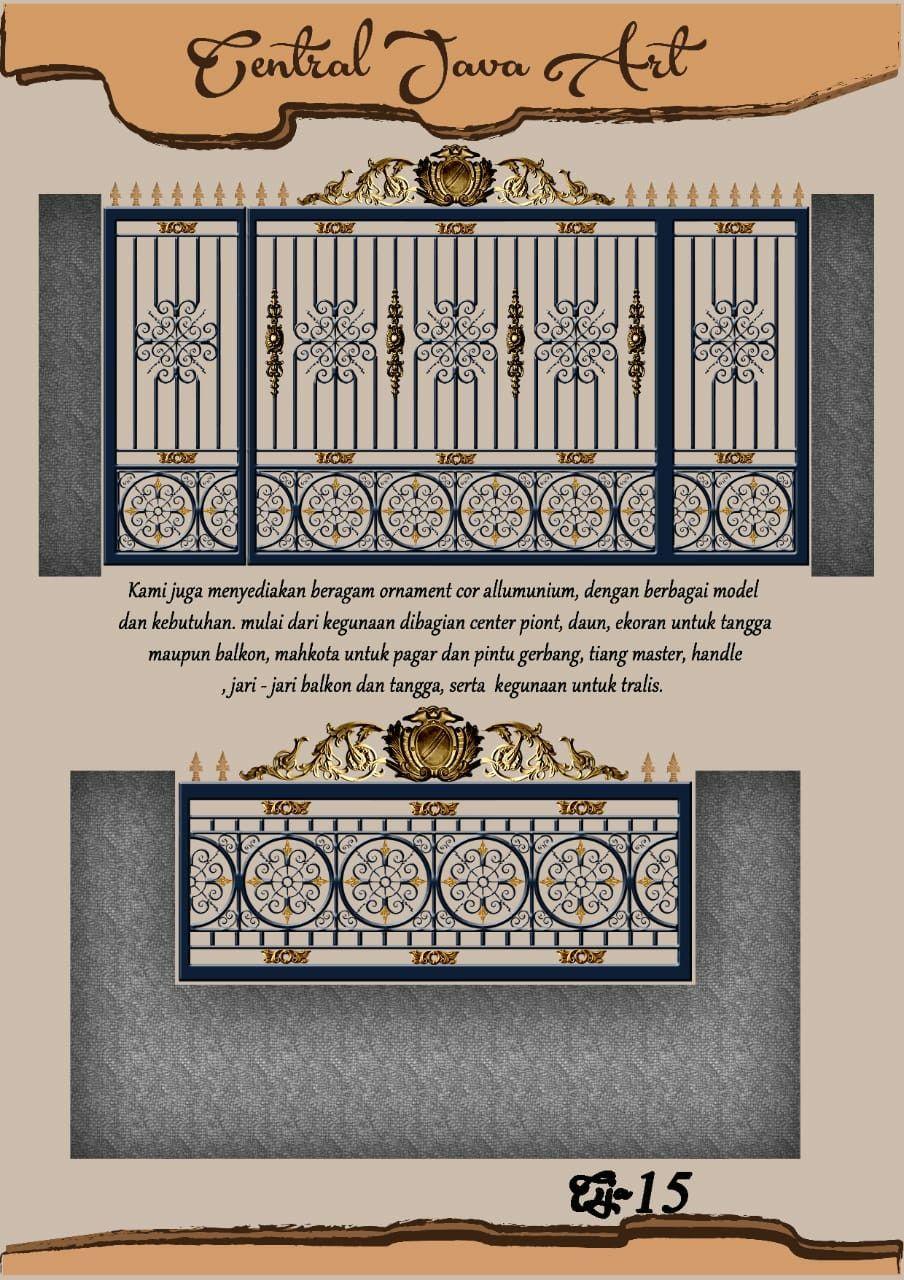 Central Java Art Spesialis Besi Tempa Klasik Tlpn 085945443684