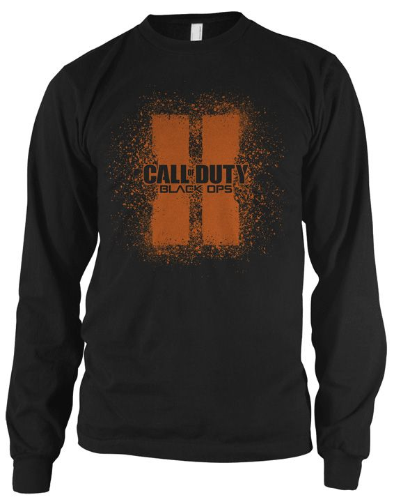 Call of Duty: Black Ops 2 Long Sleeve Tee    GameStop Rewards