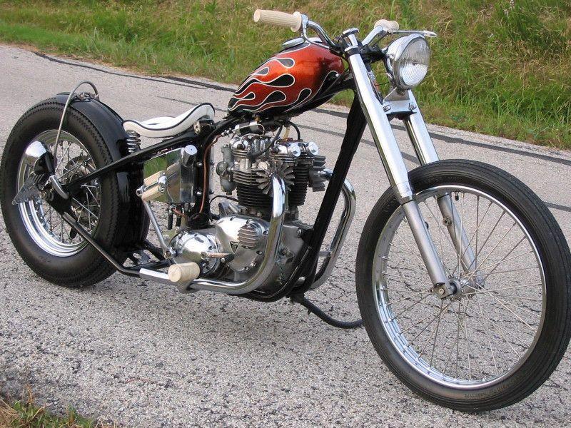 Triumph Motorcycle 0021