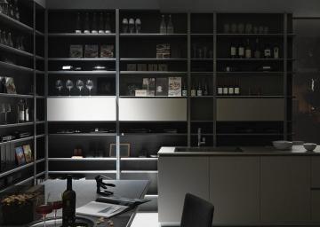 Cucine Moderne MH6 | Modulnova Cucine | Composizione 4 ...