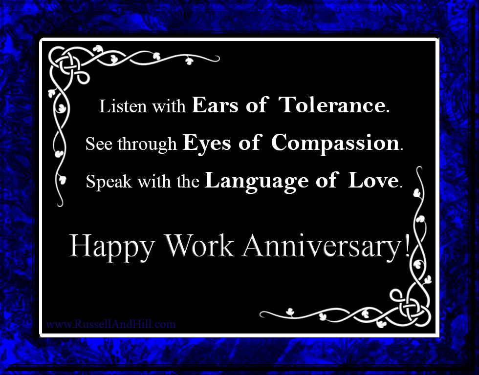 Happy Work Anniversary Work anniversary, Work