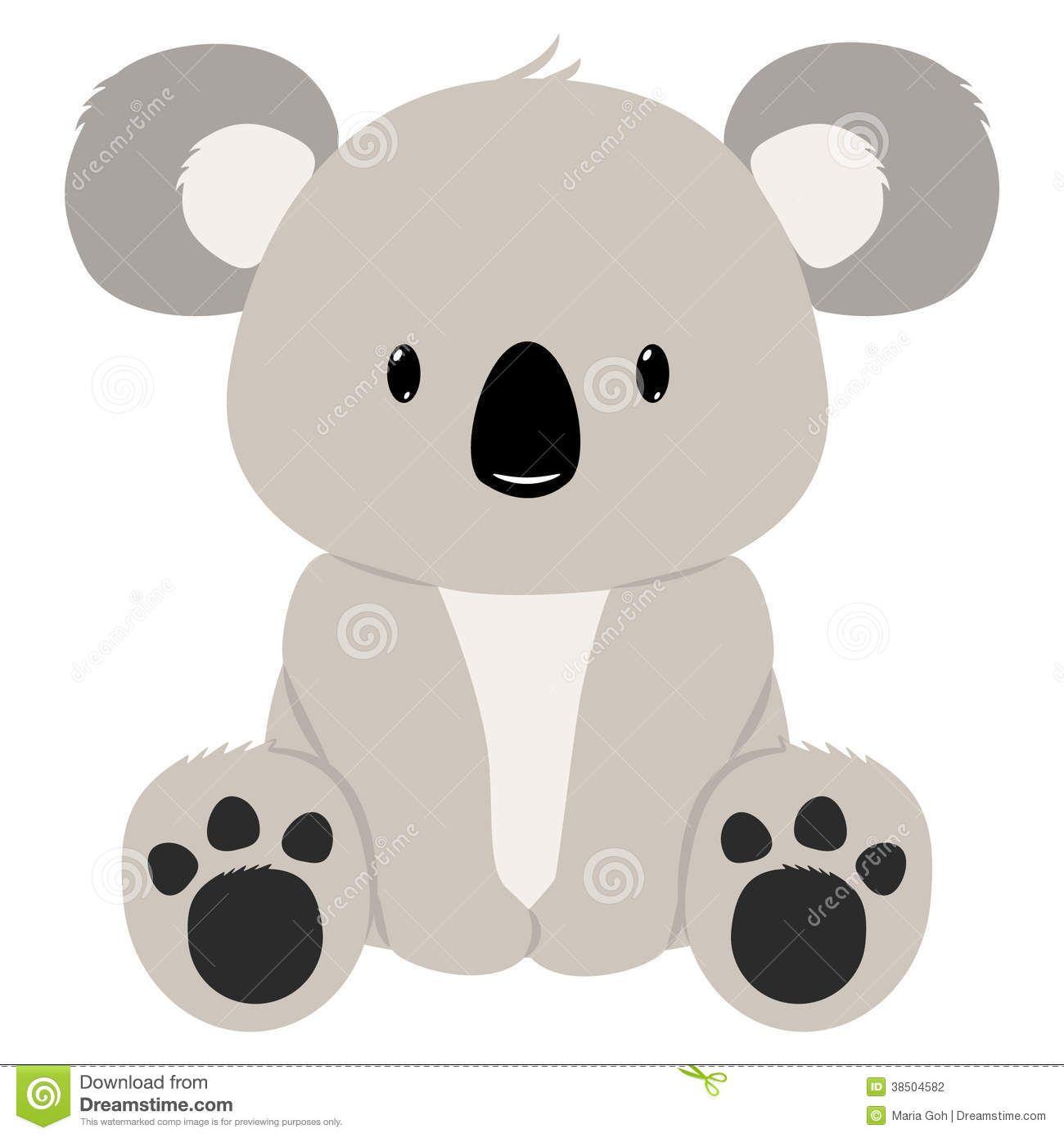 koala clipart 53 3d koala pinterest rh pinterest co uk koala clipart cute koala clipart black and white