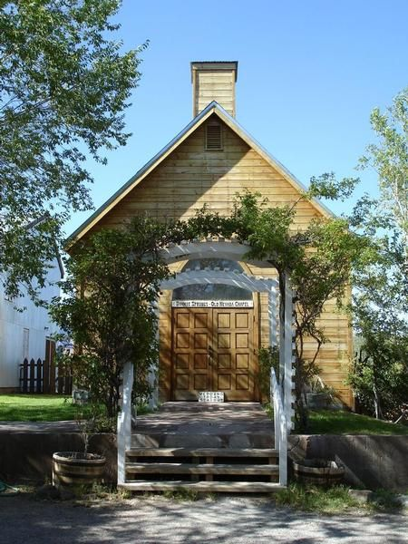 Great For A Rustic And Intimate Ceremony Setting Bonnie Springs Ranch Motel Wedding Chapel