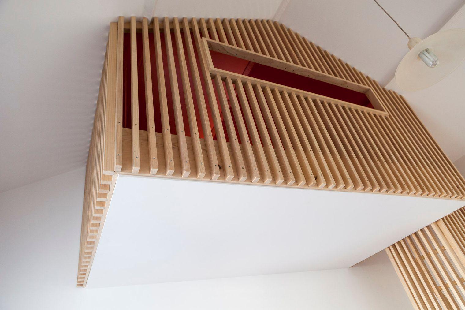 mezzanine inspiration gain de place mezzanine et. Black Bedroom Furniture Sets. Home Design Ideas