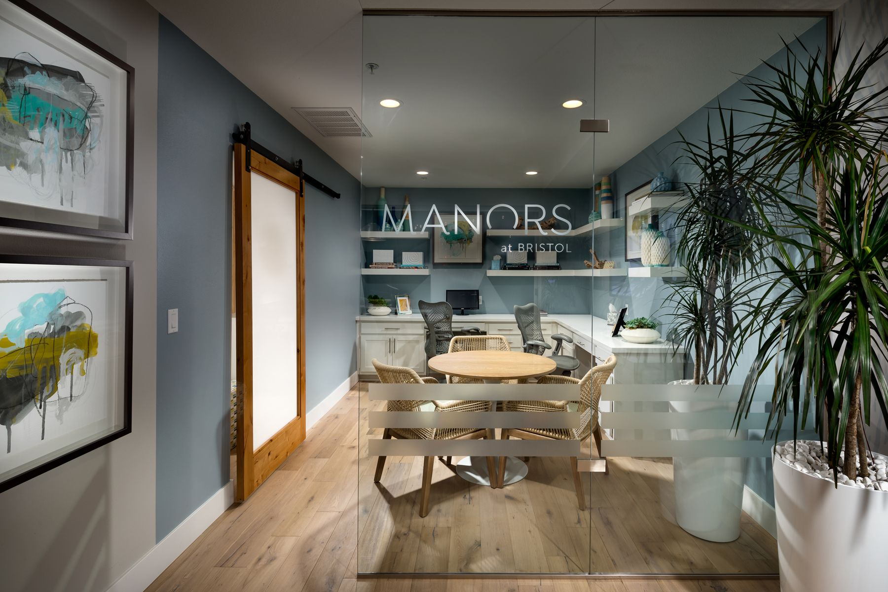 The Manors At Bristol Sales Office