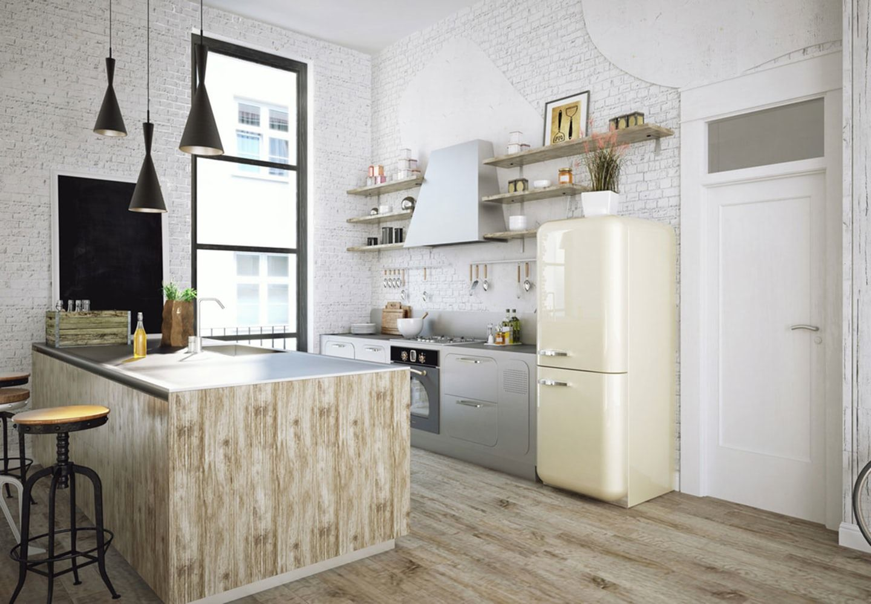 5 tips til, hvordan du nemt og billigt kan forny dit køkken og få mest muligt ud af pladsen | Boligmagasinet.dk