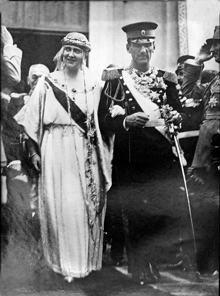 Vencanje Kralja Aleksandra i Kraljice Marije - 8. jun 1922 ...