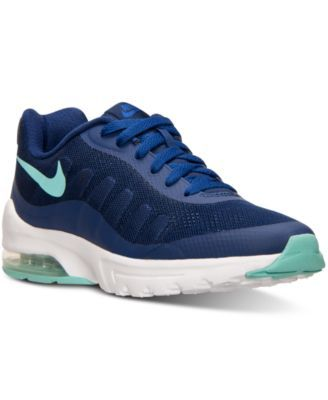 Nike Women's Air Max Invigor Running Sneakers from Finish