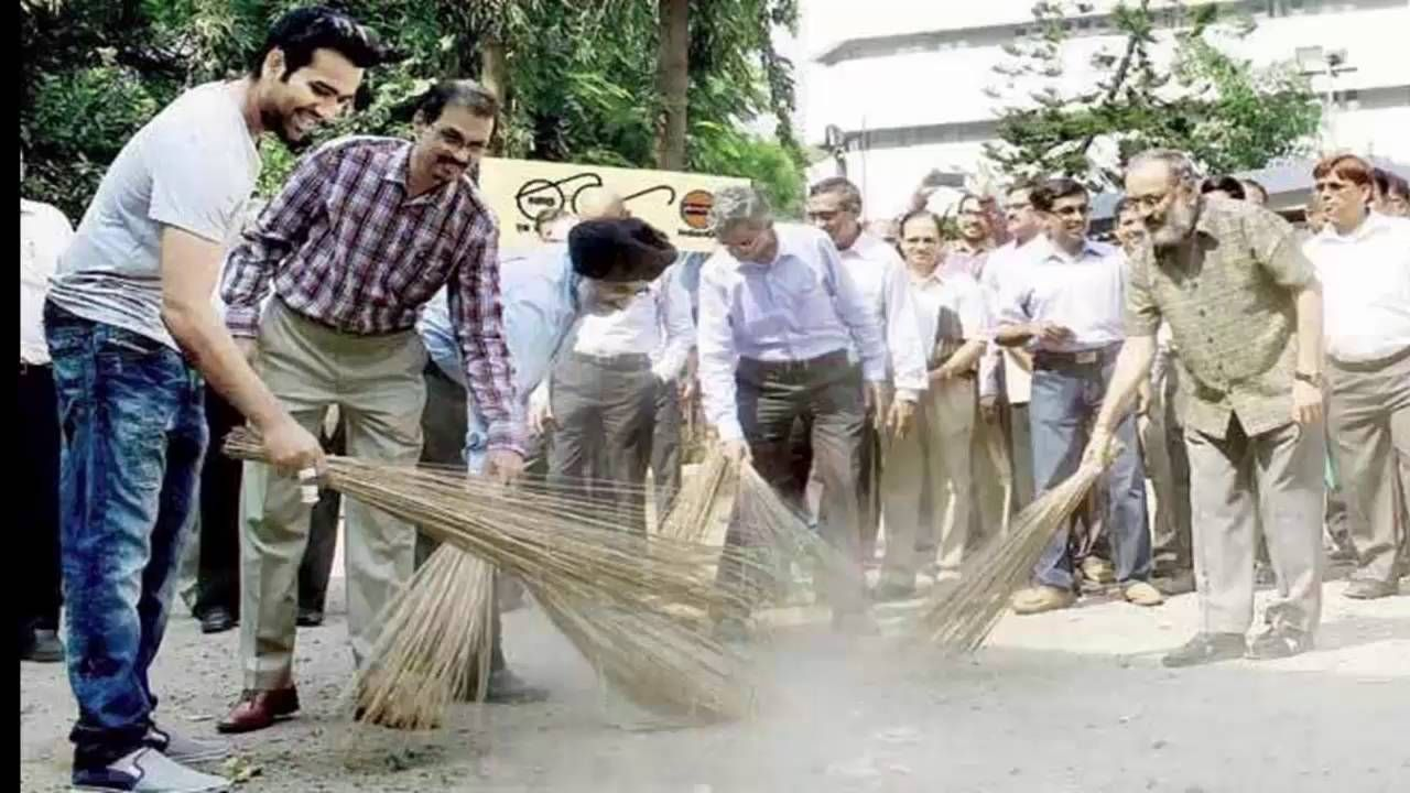 swachh bharat abhiyan clean india mission Cleaning