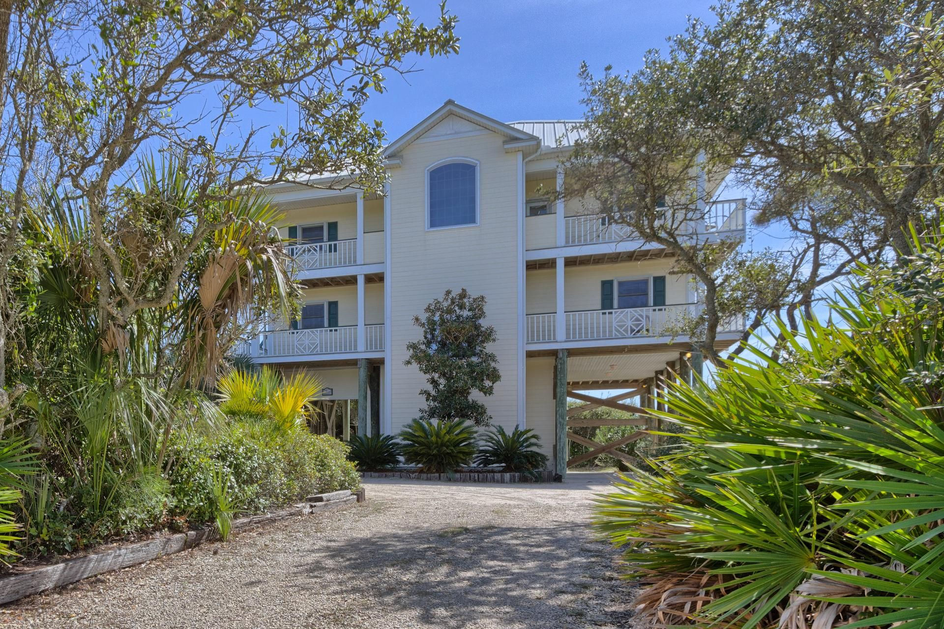 Suncoast Vacation Rentals St. Island, Florida