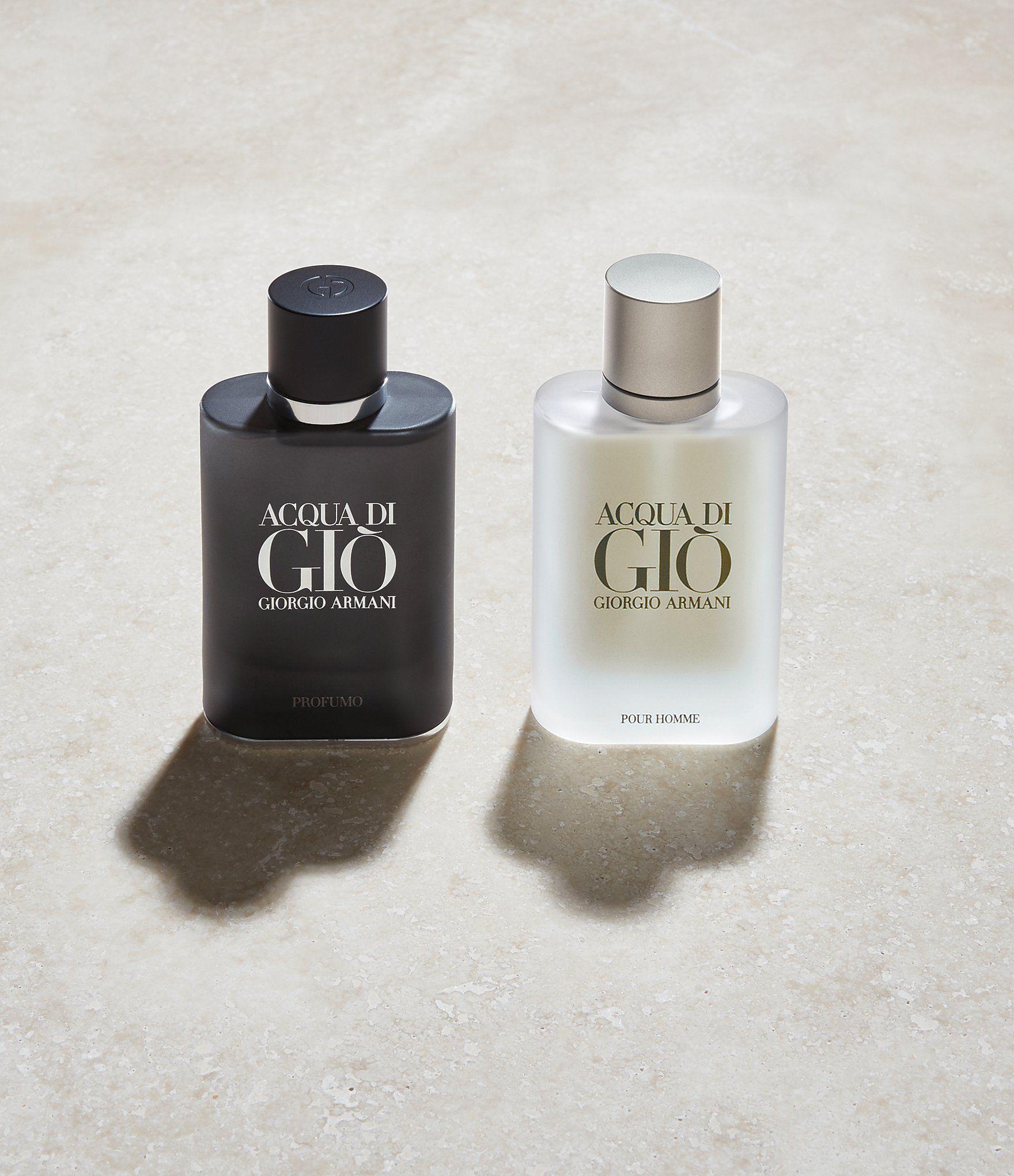 Giorgio Armani Acqua di Gio Pour Homme Fragrance in 2020