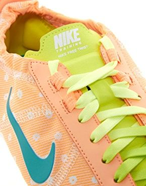 Nike Free Running Spotted Sneakers  132.56  7bd57a36f279