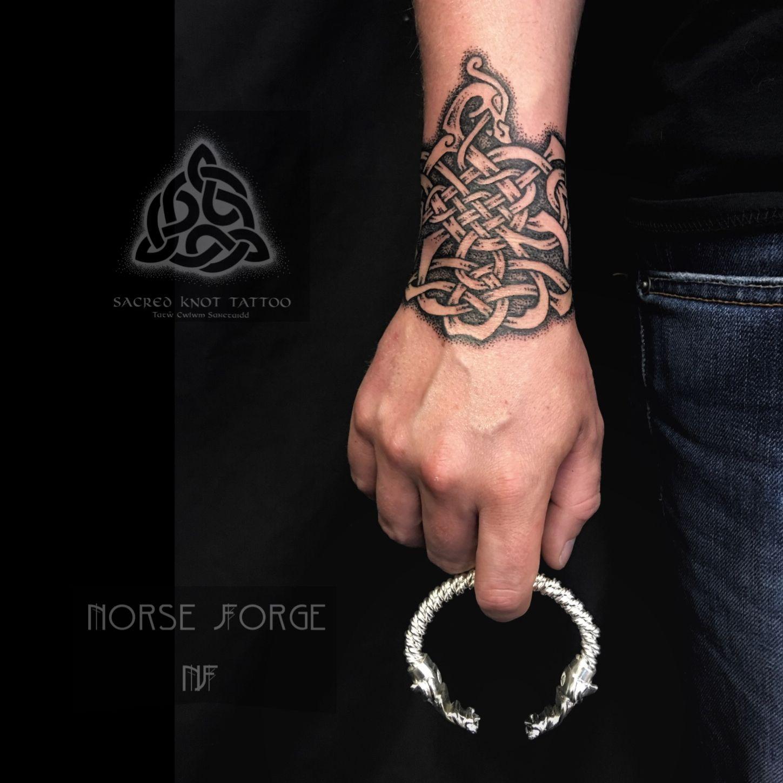 Tattoo viking hand Viking Tattoos
