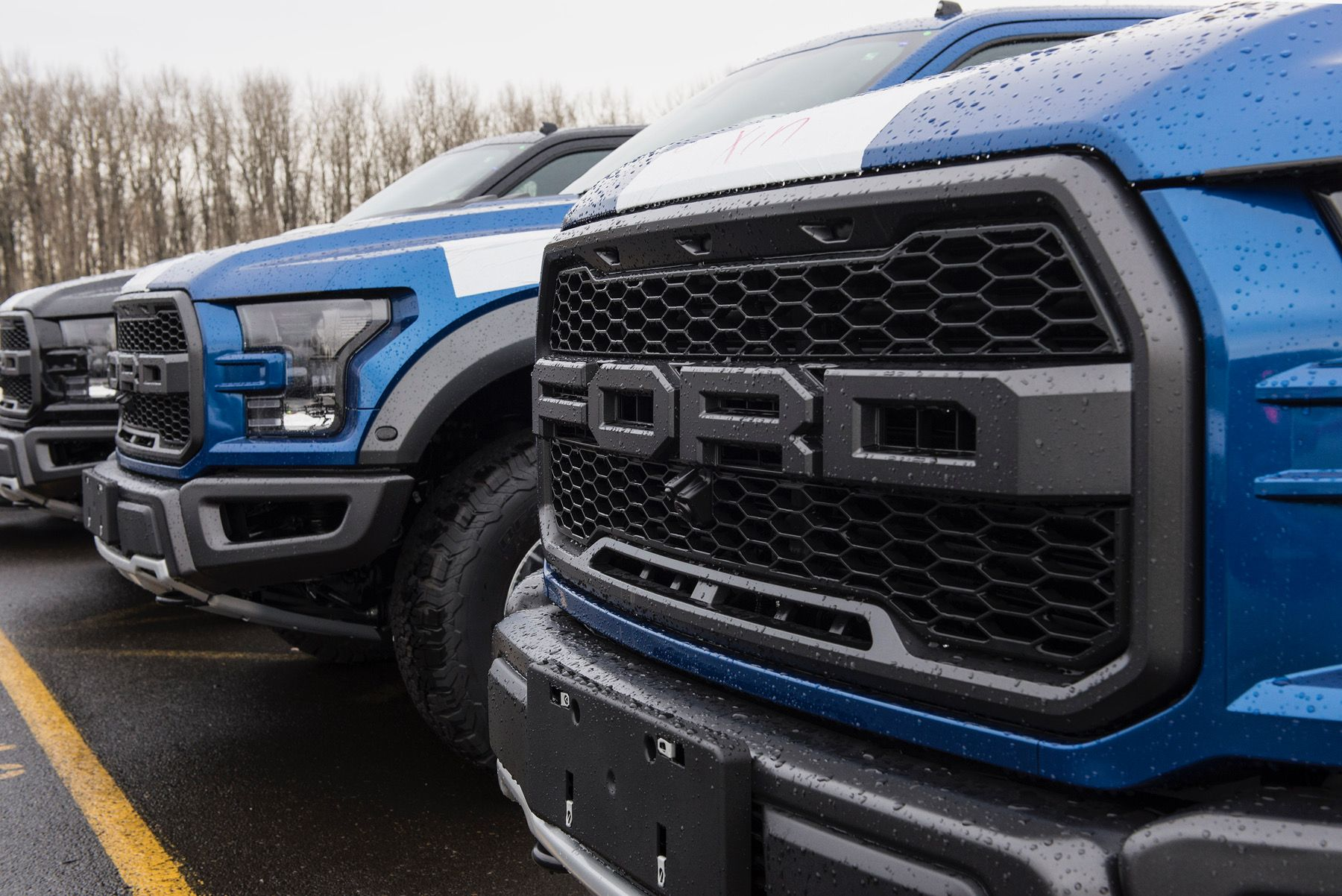 The all new 2017 ford raptor supercrew is china bound ford announced its first ever official export program for the ford f series and to china