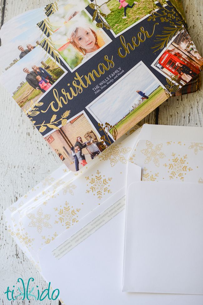 Easy Packaging for Christmas Cookies Shutterfly christmas cards