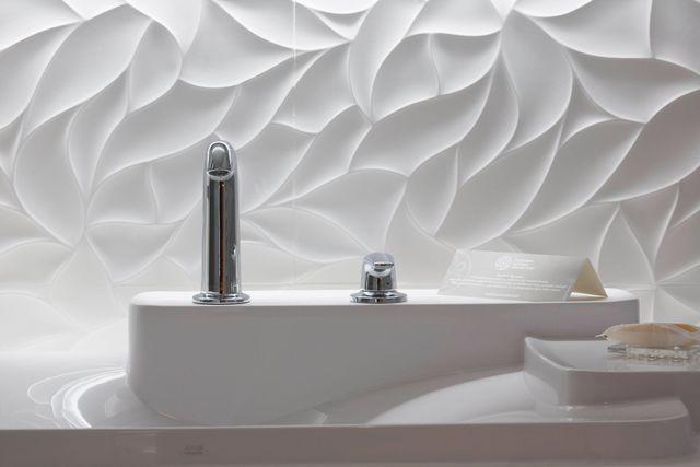 Une salle de bain zen et déco de 6m²  exemple à suivre Walls