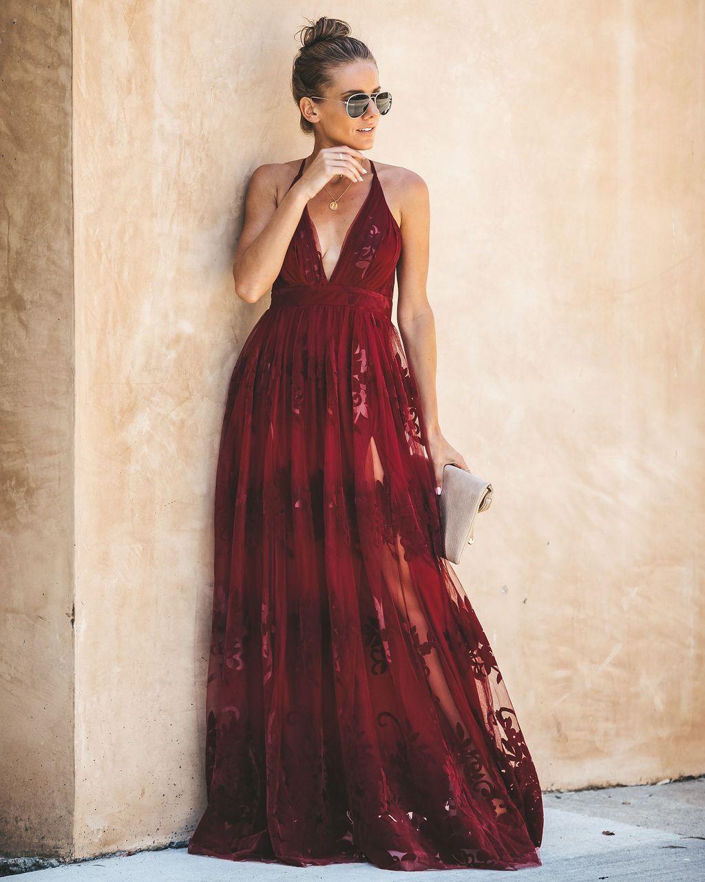 Antonia Maxi Dress Wine Dresses Maxi Dress Pretty Prom Dresses [ 1281 x 1024 Pixel ]