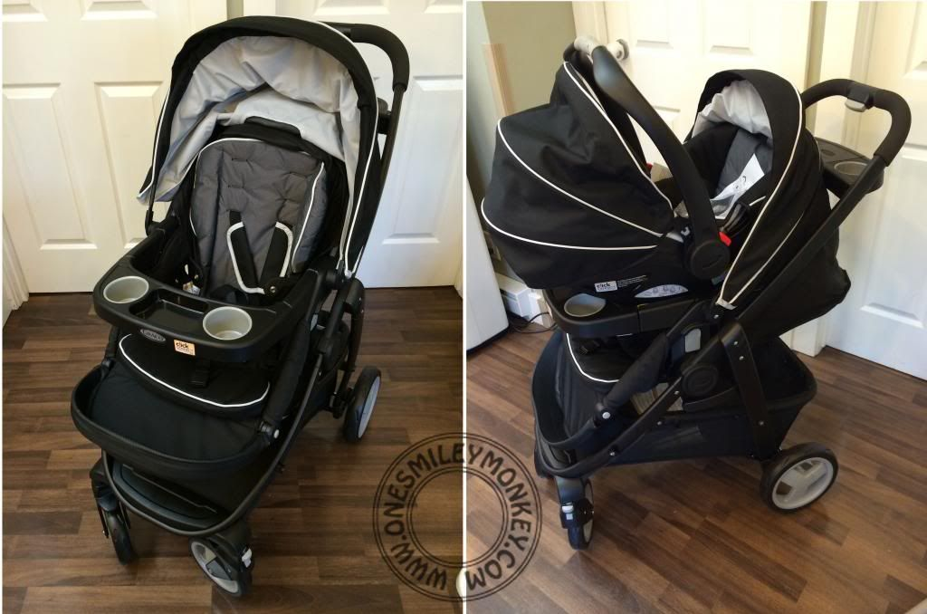 Graco Modes Click Connect Travel System {Review} | Baby Products ...