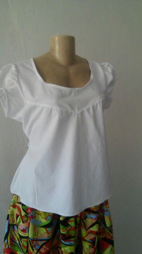 eb475a5b3 Bata em algodão Batas Branca