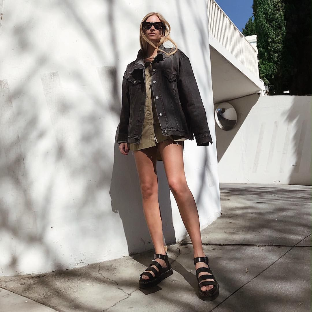 22bf7d996a2 This is how Doc s do sandals. Shop the Vegan Blaire sandal via the link in  our bio.