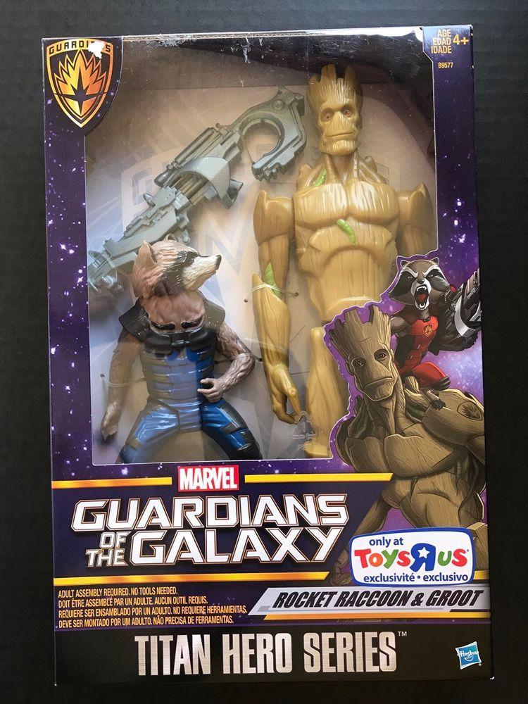 Guardians of the Galaxy Toys R Us Exclusive Action Figure 5-P... Marvel Legends