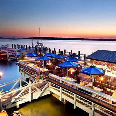 Bowen S Island South Carolina Best Seafood Restaurants In America Coastal Living
