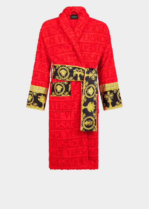 6d05325ab8 I ♡ Baroque Bathrobe - Versace Home Bathrobes