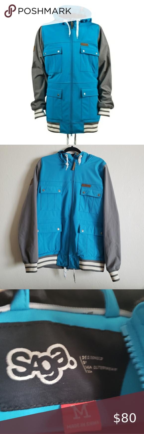 Saga Outerwear Saga Shutout Ski Winter Jacket Saga Outerwear Winter Jackets Outerwear [ 1740 x 580 Pixel ]