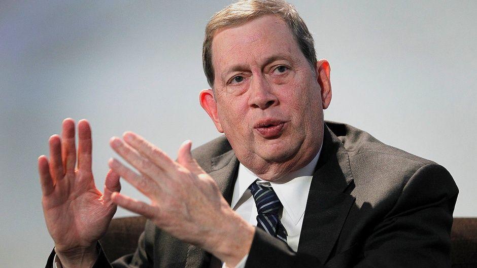 Fast 193 Millionen Dollar reicher in nur einem Jahr: John Martin, Chef der Biotechfirma Gilead, ist einer der bestbezahlten Manager aller Zeiten.
