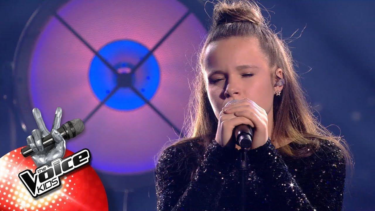 Emma Million Years Ago Topfinale The Voice Kids Vtm Youtube Emma Instagram