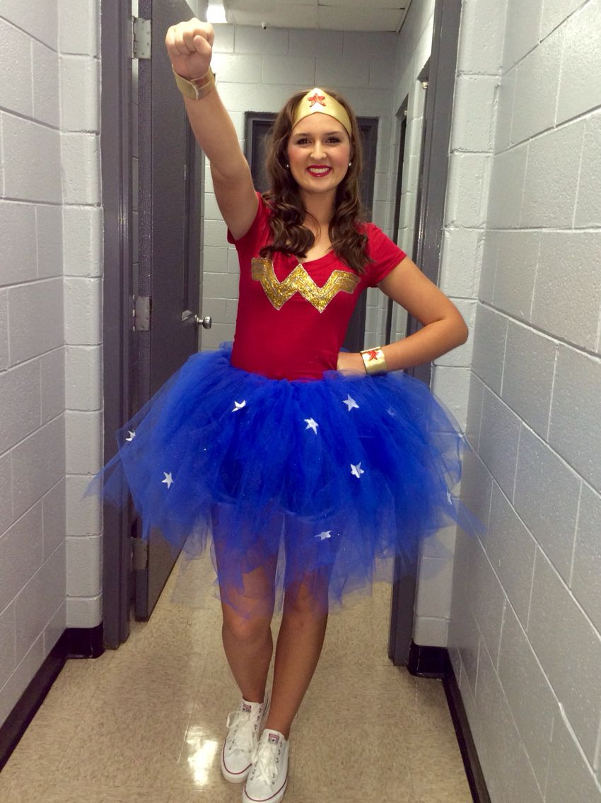 #WonderWoman #Costume #DIY  sc 1 st  Pinterest & WonderWoman #Costume #DIY | too cute. | Pinterest | Costumes ...