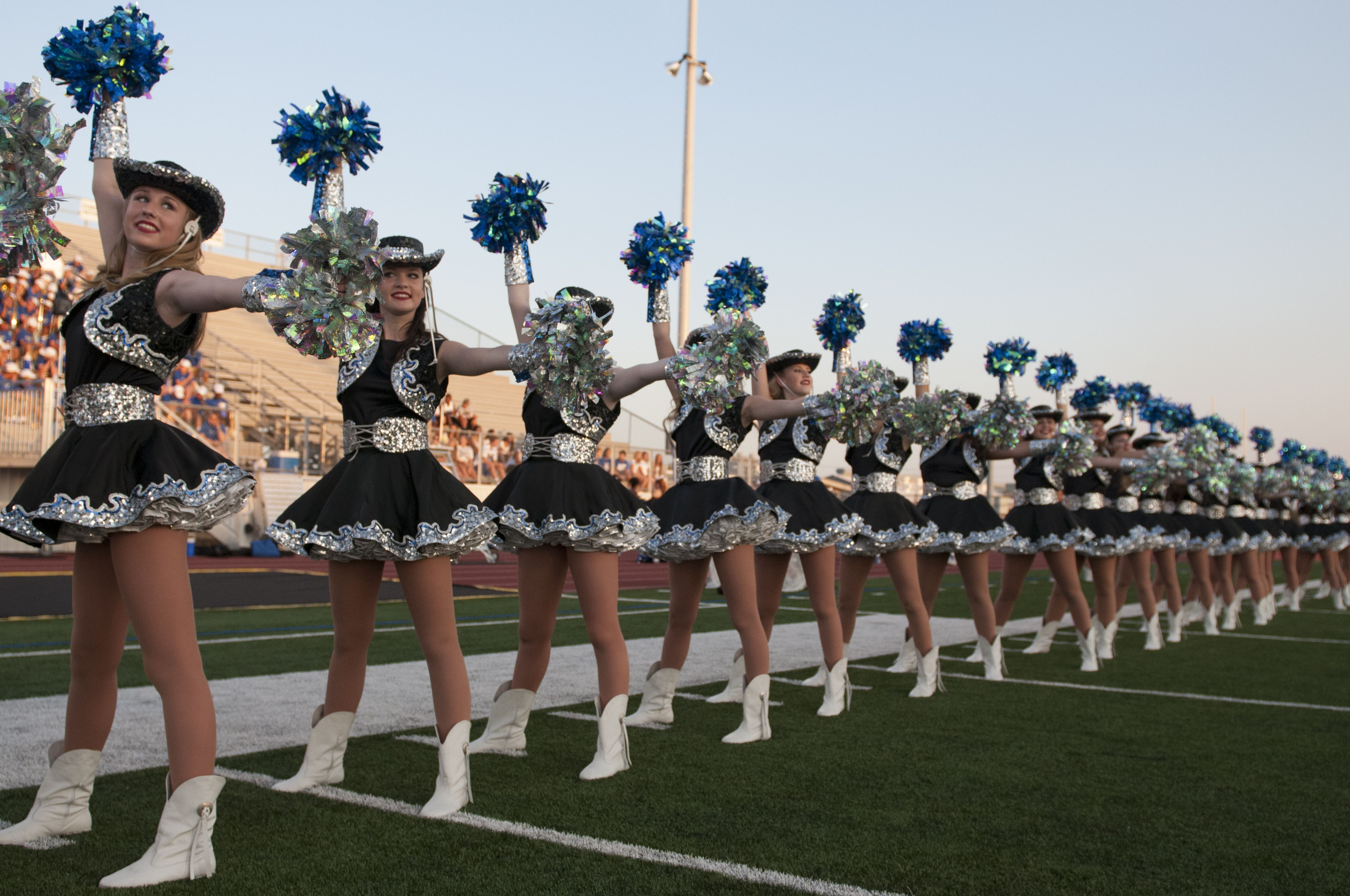 Plano West Senior High School Royales Drill Team  | High
