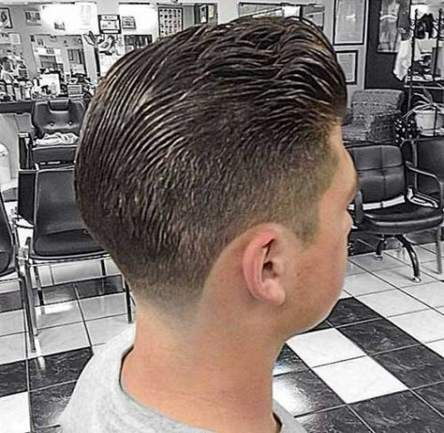 32 ideas hairstyles for men back view hairstyles  mens