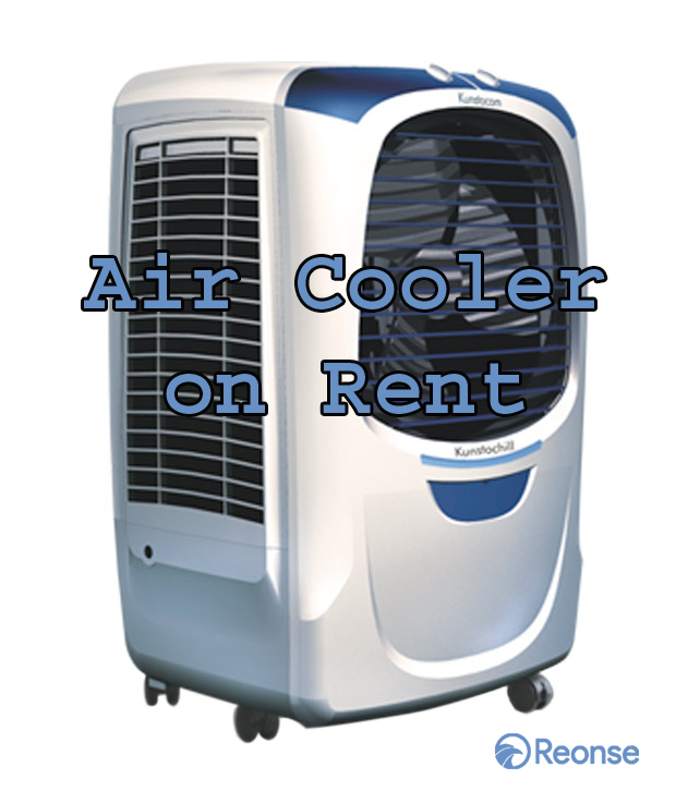 We offer different models of Air Coolers for rent in cheap