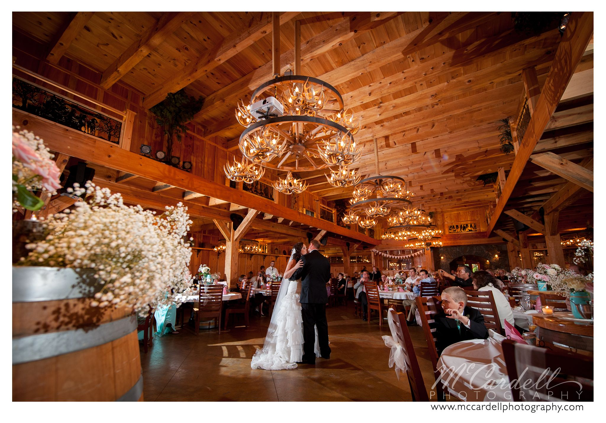 A Cody Creek wedding in Dobson, NC by McCardell Photography ...