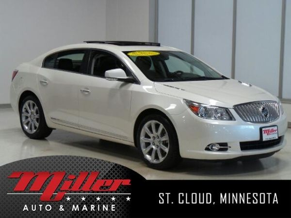 Used 2011 Buick Lacrosse For Sale In St Cloud Mn Truecar 2011 Buick Lacrosse Buick Lacrosse Buick