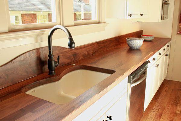 Wooden Countertop Wood Countertops Kitchen Wooden Countertops