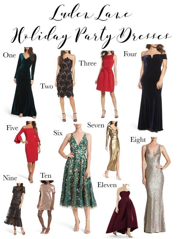 Holiday Party Dresses 2017 Holidaypartydresses Holidaydresses