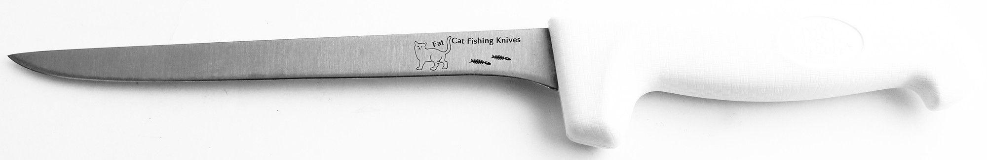 ProSafe Fat Cat Straight Fillet Knife