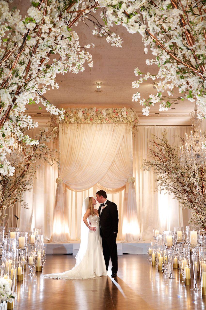 16 Amazing Chuppahs From Real Wedding Ceremonies